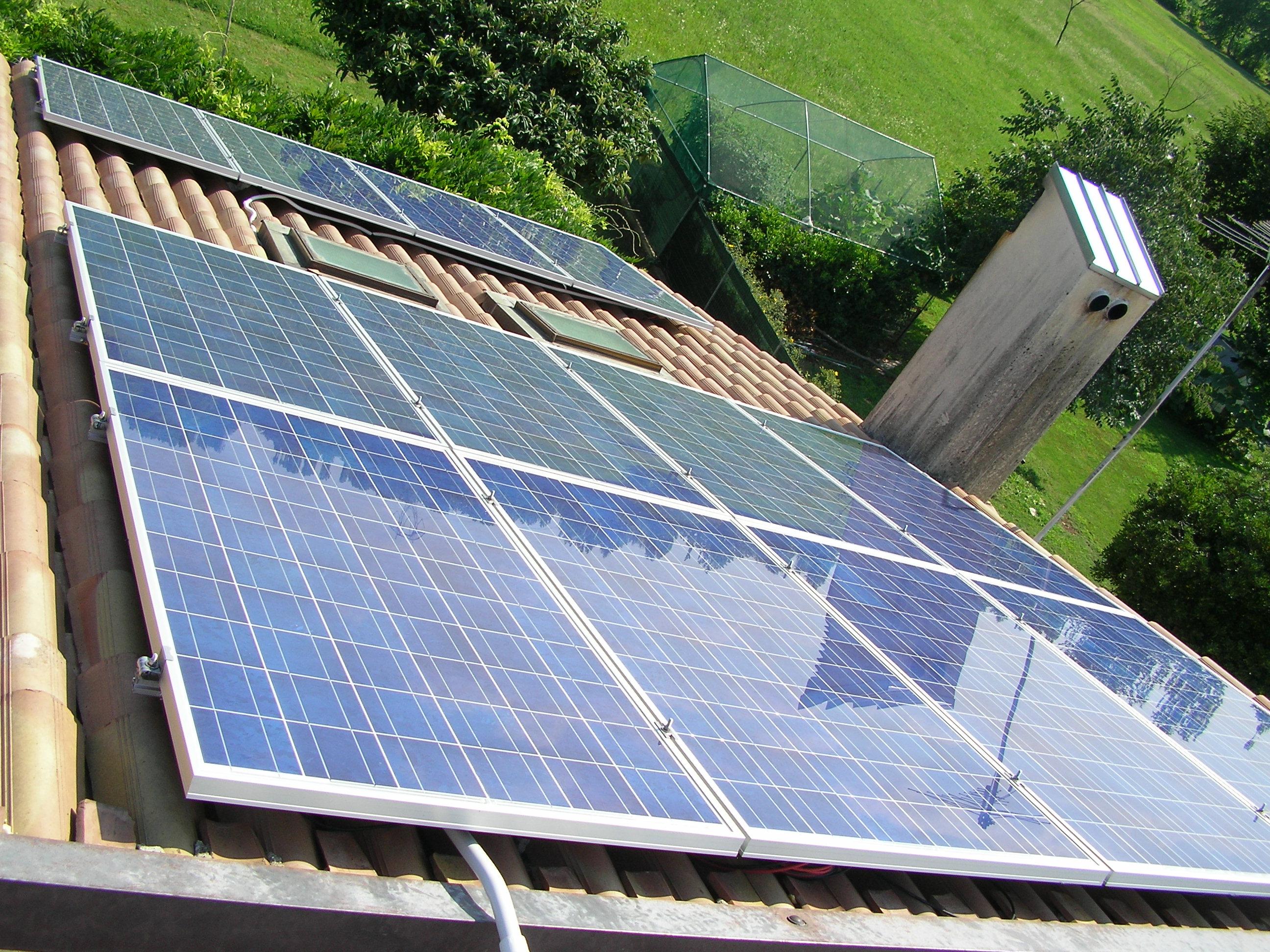 Impianti per il solare termico